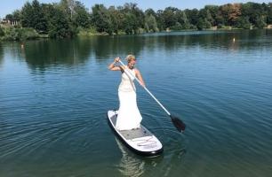 So feiert man Hochzeit im Dorf am See