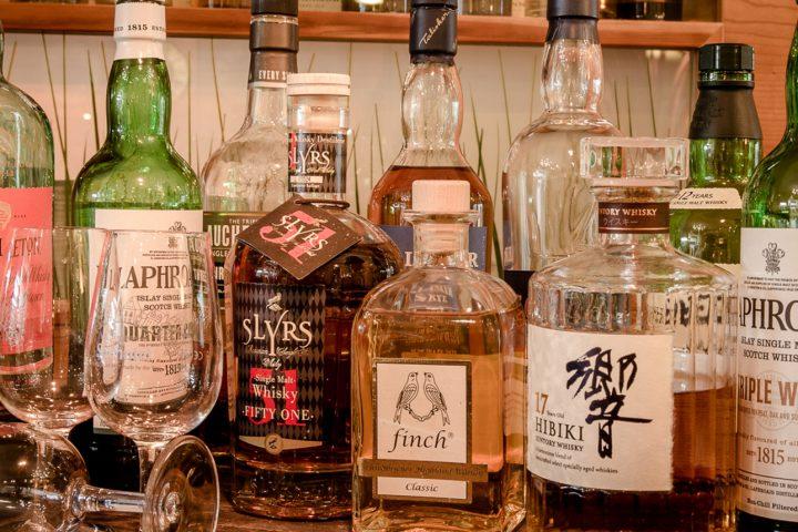 Getränkekarte Bar
