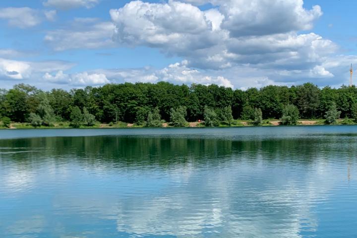 Rundweg um den See