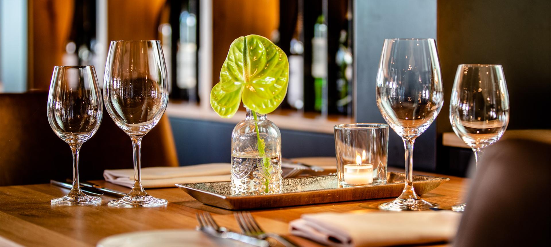 Tischreservierung Restaurant