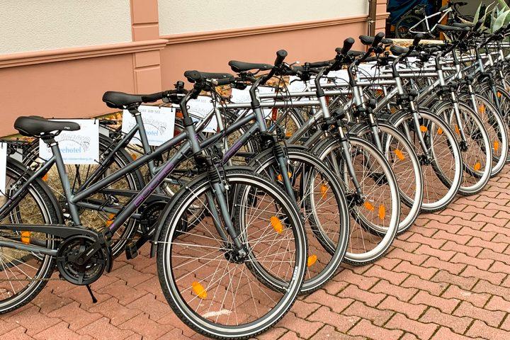 Fahrrad Vermietung