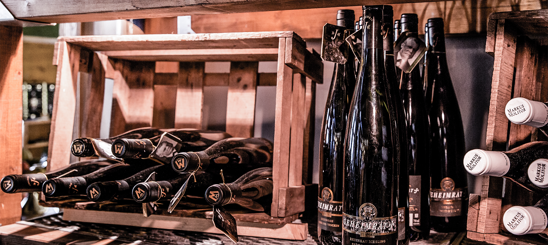 Wein & Getränkekarte