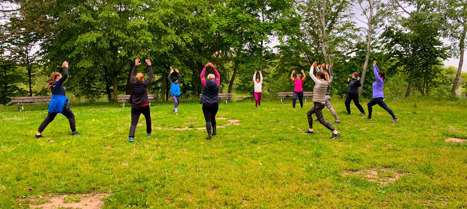 Aktiv, Bewegung, Sport