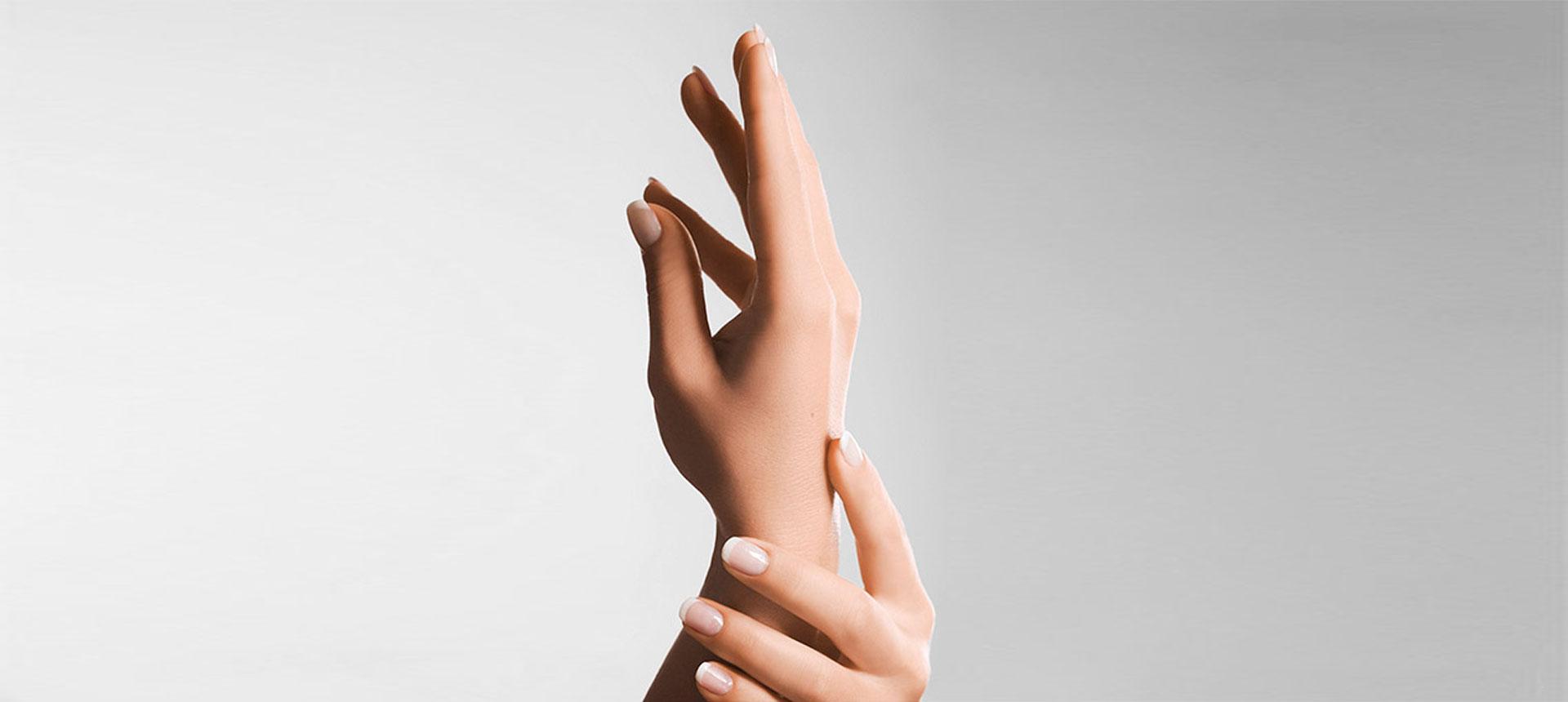 Schöne Hände, schöne Füße